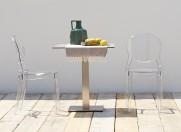 IGLOO Chairs & TIFFANY Table
